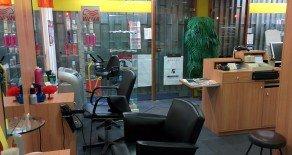 Rennes-Landrel:Vente d'un salon de coiffure mixte