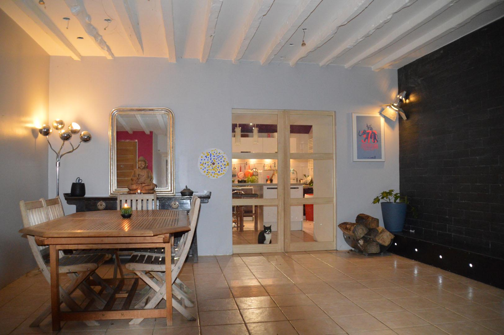 Cuisine Avec Ilot Central Cdiscount ~ Vern Sur Seiche 35 770 Maison De 240m Sur 4800m De Terrain